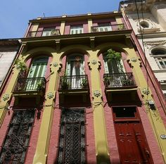 Casa Vitrales is one of a number of new, upmarket casa particulares that are springing up in Old Havana.