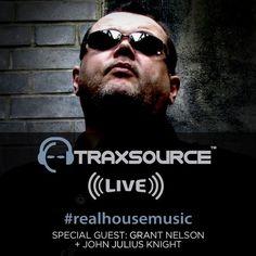 Traxsource LIVE! #37 w/ Grant Nelson + John Julius Knight by Traxsource | Free Listening on SoundCloud