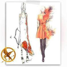 Judianna Makovsky costume design - The Hunger Games
