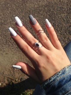 Cute Nail Art Design for Spring That You Need in Your Life – Long nails – – lange nagels Cute Spring Nails, Spring Nail Art, Cute Nail Art Designs, Acrylic Nail Designs, Fake Nail Designs, Acrylic Art, Aycrlic Nails, Coffin Nails, White Nail Art