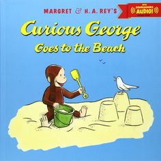 Curious George Goes to the Beach Curious George PAP/CDR RE