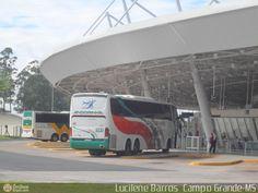 Empresa de Transportes Andorinha 5237 em Campo Grande-MS - Lucilene Barros - Ônibus Brasil