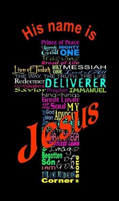 I serve a risen savior who is in the world today!!! Jesus is my King, Lord of everything.