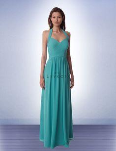 Nicole's Dress - Pewter BILL LEVKOFF BRIDESMAID DRESSES 990
