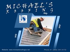 Michael's Roofing has been a top-rated roofing company serving customers in the Colorado area with long years of roofing experience. We offer a full line of roof services to help you with all of your roofing needs. Roofing Companies, Roofing Services, Roofing Contractors, Top Rated, Colorado, Aspen Colorado, Skiing Colorado
