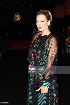 Zoya Sakr attends a gala dinner hosted by Jaeger-LeCoultre celebrating Reverso 85th anniversary at Arsenale during 73rd Venice Film Festival Hair by Elisa Rampi
