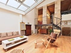 Loft pittoresque