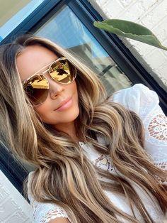 Brown Hair Balayage, Blonde Hair With Highlights, Brown Blonde Hair, Platinum Blonde Hair, Light Brown Hair, Brunette Hair, Carmel Blonde Hair, Fall Blonde Hair Color, Fall Balayage