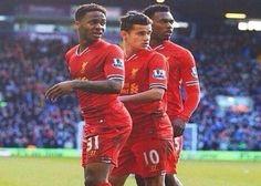 Sterling, Coutinho i Sturridge bawią się w pociąg podczas meczu • Zabawne fotki w piłce nożnej • Zobacz zabawę piłkarzy Liverpoolu >> #liverpool #football #soccer #sports #pilkanozna #funny