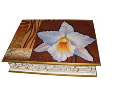 Porta jóias Orquídea