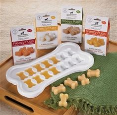 Freezy Pups Kit Treats - Treats - Fun Packaged Treats Posh Puppy Boutique