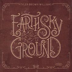 // Tyler Brown Williams Album Cover