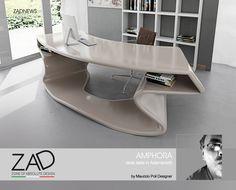 AMPHORA del 24-02-2017, Designer Maurizio Poli