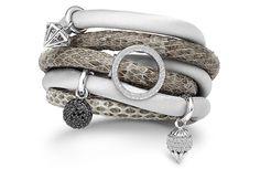 STORY Bracelet with Charms - Kranz & Ziegler