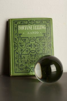 Fortune Telling is really a thing that people do? She wondered why she hadn't known that sooner.