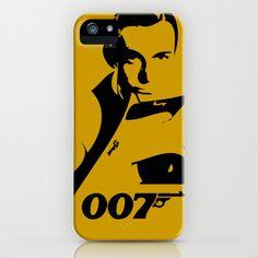 007 James Bond iPhone Case - $35.00
