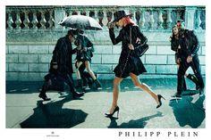 #Fashion -- #Ads -- #FrancescoCarrozzini for #PhilippPlein FW 2014