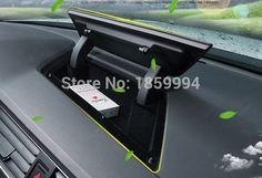 For 2016 2017 2018 VW tiguan Front Central Console Dashboard Storage box Holder Vw Tiguan, Interior Accessories, Storage Boxes, Volkswagen, Console, Black Rims, Storage Crates, Roman Consul, Consoles