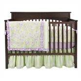 Found+it+at+Wayfair+-+Flower+Basket+Lilac+and+Green+Crib+Bedding+Collection