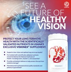 As truckers our eyes are the most important tools we have. Now talking care of your eyes could not be easier. Best Supplements, Nutritional Supplements, National Institutes Of Health, Healthy Aging, Plant Based Protein, Fish Oil, Weight Loss Program, Immune System, Excercise