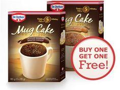 mugcake-canada-coupon All Coupons, Buy One Get One, Oatmeal, Coding, Canada, Mugs, Breakfast, Tableware, Cake