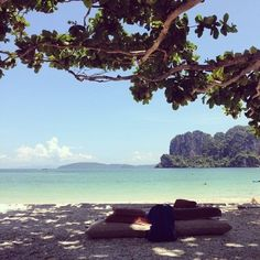 Wanderlust personified. Take me there. Via The Venue Report #thailand #beach #paradise #ocean
