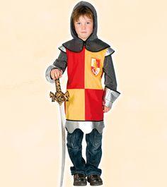 Carnaval Ridderpak kinderen - EUR 44,99 Knight Costume For Kids, Masky, Musicals, Style Inspiration, Costumes, Opi, Cartoons, Flat, Eyes