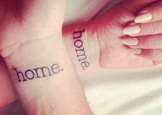 Tatuaggi di coppia: parole romantiche per coppie di innamorati