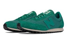 410 Heritage 70s Running, Green