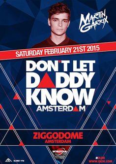 21 FEB 2015 Don't let daddy know #dldk #ziggodome #amsterdam