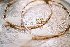 Ομορφος καλοκαιρινος γαμος με εντονα χρωματα   Ευγενια & Παναγιωτης - Love4Weddings Wedding Wreaths, Unique Weddings, Vivid Colors, Summer Wedding, Bangles, Rose Gold, Silver, Beautiful, Jewelry