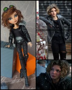 I Re-create Dolls Into People Favorite Characters From Games, Movies And Pop Culture. | Bored Panda