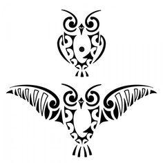 owl tattoos | Tribal Owl Tattoo Designs Tattoos Zimbio - Free Download Tattoo #12866 ... Tattoo Idea, Maori Owl, Tribal Owl, Art, Owltattoo, Tatoo, Owls, Owl Tattoos, Ink
