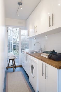 "Explore our internet site for even more information on ""laundry room storage diy"". It is an outstanding area to learn more. laundry room 6 Smart Ideas for a Laundry Room at Home Small Laundry Rooms, Laundry Room Organization, Laundry In Bathroom, Diy Organization, Laundry Storage, Laundry Doors, Bathroom Renos, Laundry Cupboard, Folding Laundry"