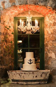 20 Ways to Have a Nautical Wedding - Inspired By This