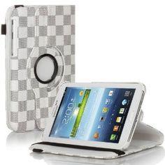 Louis Vuitton print tablet case.
