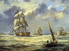 first fleet Old Pictures, Old Photos, Les Inventions, Van Diemen's Land, Primary History, First Fleet, Penal Colony, Botany Bay, Australian Painting