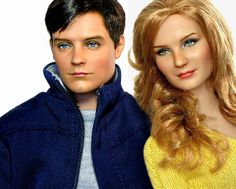 Tobey McGuire and Kirsten Dunst