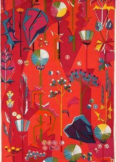 Dagmar Lodén   Mid-Century Modern Graphic Design