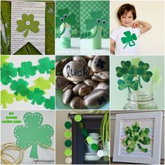 really simple st patrick's day crafts