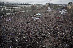 manifestation-charlie-marche-paris-photos © SIPA