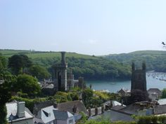 #Fowey #Cornwall  Image supplied by http://www.CornishSunsets.co.uk