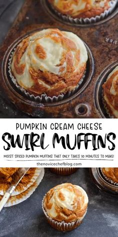 Fall Dessert Recipes, Just Desserts, Fall Recipes, Holiday Recipes, Delicious Desserts, Yummy Food, Dessert Healthy, Can Of Pumpkin Recipes, Pumpkin Cheesecake Recipes