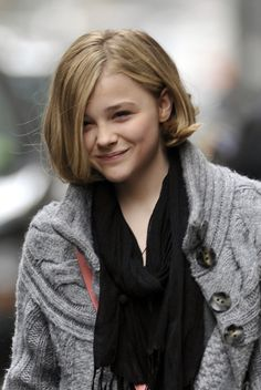 chloe grace moretz short hair | Chloe Short Hair Pictures - The best Chloe…