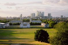 Greenwich Park today