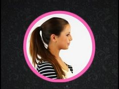 How to: High Ponytail using www.superstrands.com clip in hair extensions Ponytail Hair Extensions, High Ponytails, Ponytail Hairstyles, Hair Inspiration, Hair Ideas, Hair Makeup, Hair Beauty, Eyes, Hair Styles
