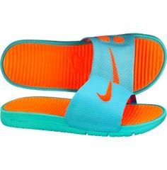 57a63bc8a80767 Nike benassi solarsoft men s slide gym beach flip-flop was  32