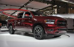 Ram introduces 1500 Sport at the Toronto auto show – and it's just for Canada
