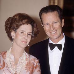 Queen Fabiola and King Baudouin in 1978.