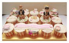 Javanese wedding cupcakes